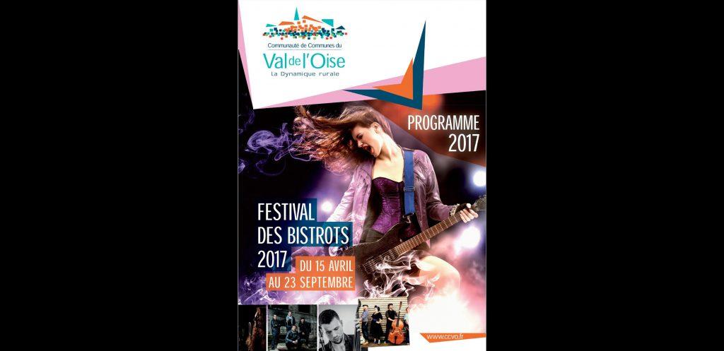 Programme du Festival des Bistrots 2017