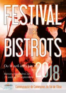 Calendrier Festival.Festival Des Bistrots 2018 Calendrier Communaute De Communes