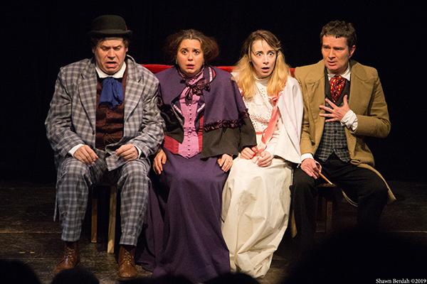 Théâtre : La Cagnotte – samedi 15 février 2020 – 20h30